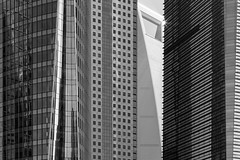Pudong Skyscrapers (Jesse4870) Tags: world china building tower window glass architecture skyscraper office shanghai centre center highrise tall pudong financial swfc supertall