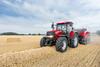 Case IH Puma 230 CVX with LB baler (Case IH Europe) Tags: tractor farm farming case puma agriculture baler ih baling cvx caseih