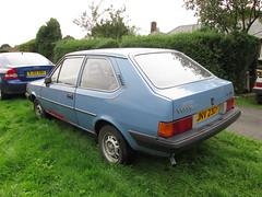 IMG_0494 1982 Volvo 343 DL (robsue888) Tags: merseyside volvo343dl