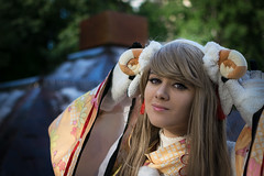 Kotori-11 (YGKphoto) Tags: anime convention cosplay costume kotori lovelive metacon minneapolis minnesota downtown sheep videogames