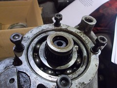 Mainshaft released (37114) Tags: fairey overdrive rebuild