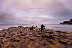 Photographers at Work (Eimhear Collins) Tags: photographersatwork workshops seascapes giantscauseway countyantrim causweaycoast