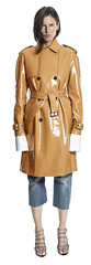 Patent Trench Coat (betrenchcoated) Tags: trenchcoat raincoat regenmantel regenjacke pvc beautifulgirl buttoned doublebreasted shiny sexy