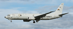 US Navy Boeing P8A Poseidon (Ratters1968 3,500,000 million views.) Tags: aircraft transport air plane aviones avioes airplane aeroplane flying flight fleugzeug aeronef canon eos 7d mk2 mk11 dslr digital canoneos7dmk2 avions aviation aerobatics aeronefs military combat militaryaircraft combataviation warbird martyn wraight 1968 ratters ratters1968 martynwraight raf lossiemouth raflossiemouth base airport airfield scotland moray lossie war boeingp8aposeidon 737 us navy maritime vp5 foxes vx1 surveillance usn unitedstatesnavy united states