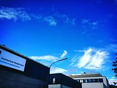 S k y- 5 (anwarul88) Tags: sky outdoor campus cloud skies bluesky germany