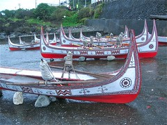 Orchid Island Aboriginal Boats