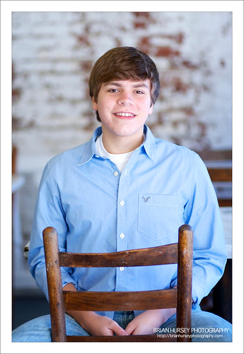 Danny Caspary Senior Photos
