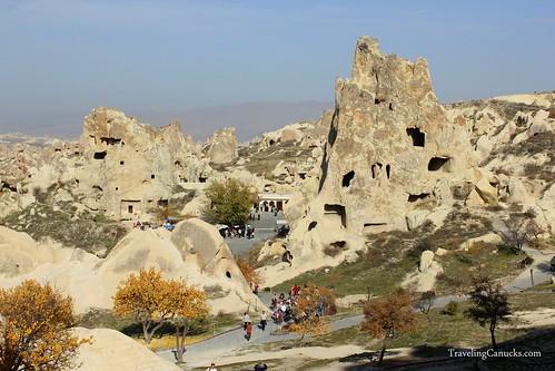 Goreme Open Air Museum, Cappadocia