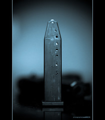 10 Rounds (Old One Eye) Tags: auto hk magazine gun 45 german pistol ten usp koch caliber semiauto hecklerkoch heckler ourdailychallenge