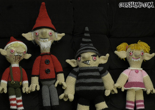 The Evil Elves