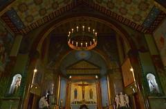 夜のサレジオ教会