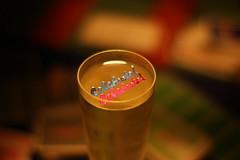 Celebrate! (pepemczolz) Tags: party glass champagne sony floating alpha celebrate a350
