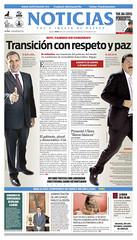 Noticias 01 de Diciembre 2010