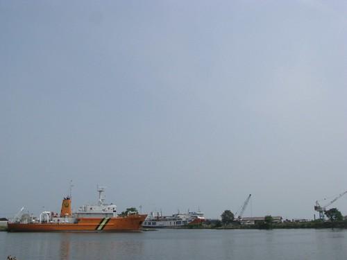 (day 1) pelabuhan cirebon