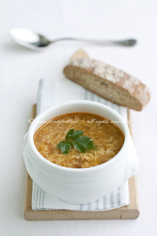 Zuppa di pane nero