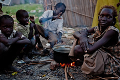 Internally Displaced Southern Sudanese in Bentiu (ENOUGH Project) Tags: africa food children women war southsudan sudan health hunger shelter referendum khartoum dinka separation idp basicneeds southernsudan returnee humanitarianrelief bentiu internallydisplaced nortthsudan