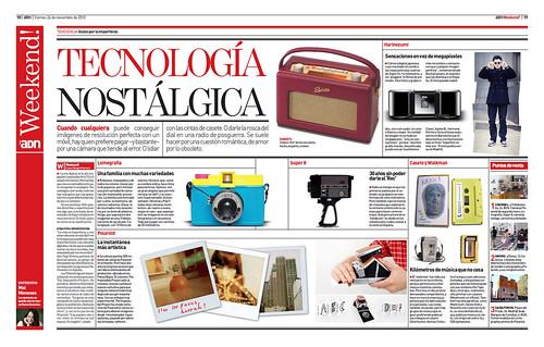 101126 ADN Barcelona - Tecnología nostálgica
