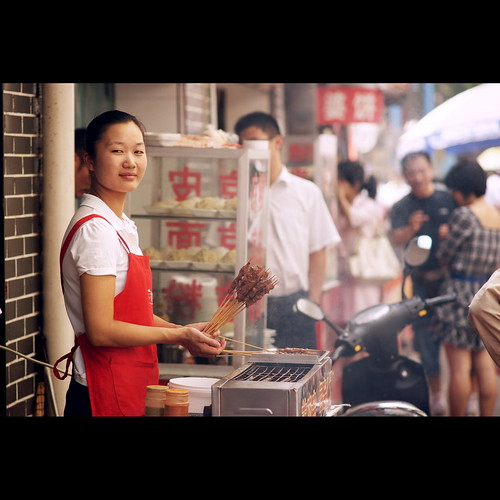 Nanjing # 16 : Lunch on the move [Explore] by toon_ee