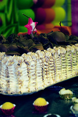 1 ano - Maria Eduarda (kaleonel) Tags: chocolate karen bolo vela festa aniversrio brigadeiro leonel beijinho karenleonel kaleonel