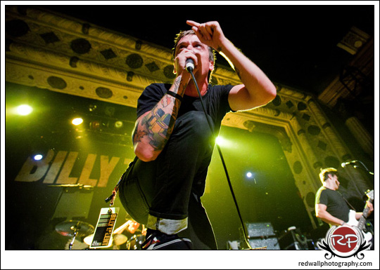 Billy Talent @ The Metro