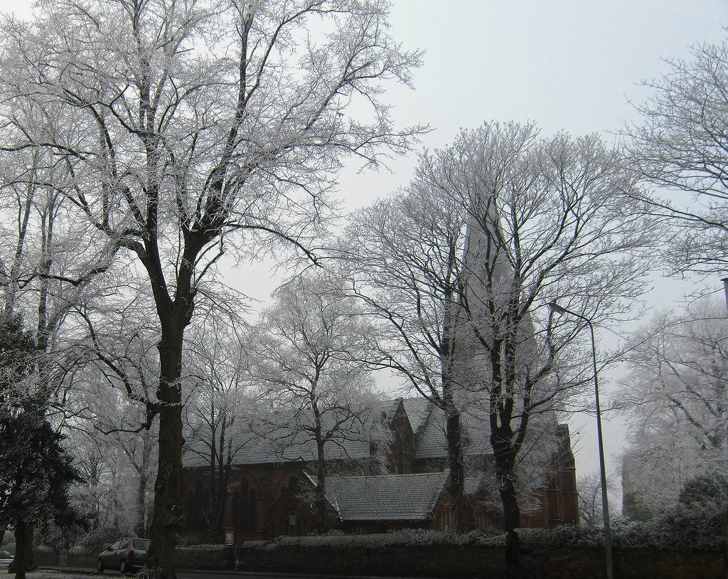 Hoar Frost Church