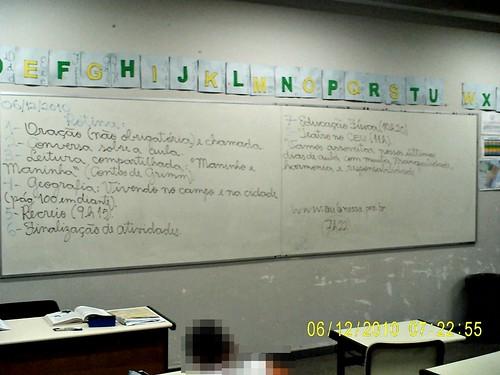 Rotina prevista, com algumas alterações - confirme neste site, comparando descrição e foto. (06/12/2010).