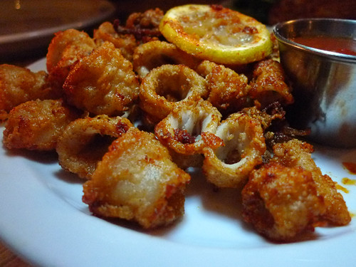 The Yard's Calamari