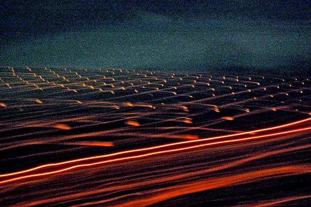 antietam battlefield illumination 2010