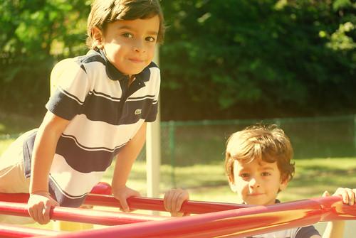 Julian & Adrian.