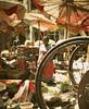 wheels (hanna.bi) Tags: india market may udaipur rajahstan 2010 hannabi