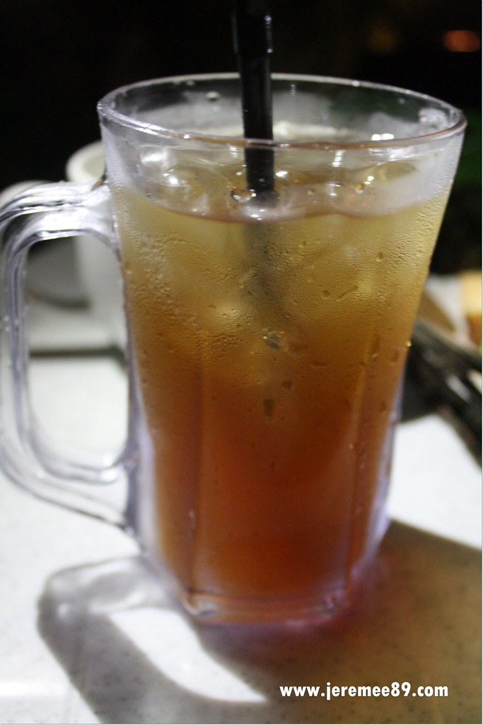 Yaw's Roast & Grill - Ice Lemon Tea