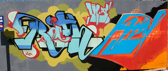 Rath and Preys UPS Miami Art Basel 2010 (Preys UPS) Tags: girls light art fashion architecture modern painting advertising graffiti paint flickr pieces bladerunner miami space tag letters pussy style basel fresh ups fluorescent fanta