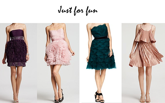 fun holiday dresses