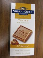 Ghirardelli Toffee