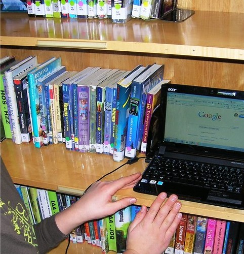 Netbook Shelf