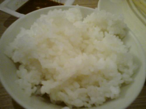 白飯 Rice DSC01628