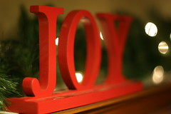 To The World (*captivating*) Tags: christmas holiday season word lights joy decoration joytotheworld
