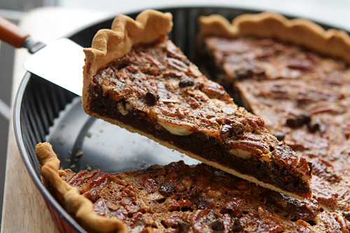 Chocolate Pecan Pie | David Lebovitz