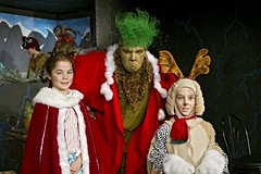 Cast of the Grinch (Rock Steady Images) Tags: ontario canada canon eos theater grinch 7d 50views blackhorse tottenham topaz 25views bypaulchambers sigma1770mmf28dcmacro rocksteadyimages