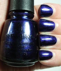 China Glaze First Class Ticket