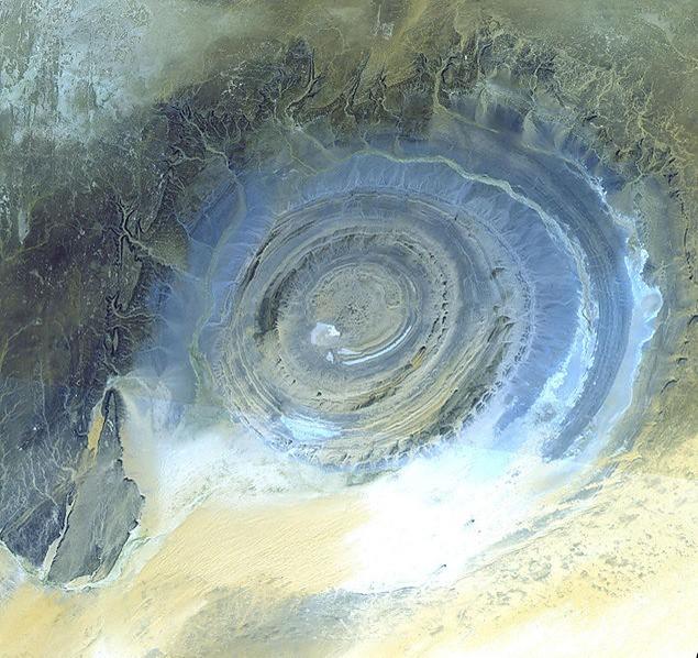 Око Сахары 4