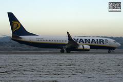 EI-EFG - 35014 - Ryanair - Boeing 737-8AS - Luton - 101207 - Steven Gray - IMG_6253