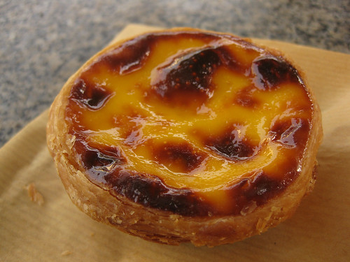 Egg Tart, Lord Stow's Bakery