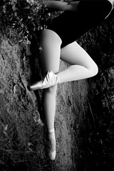 Elegant Tools (amandanpowell) Tags: blackandwhite pointe ballet ballerina huntsville alabama hands feet legs dancer