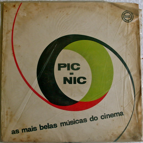 A Brazilian record I bought