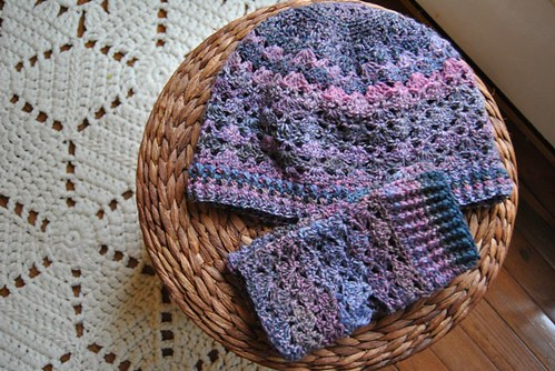 Crochet Patterns With Super Fine Yarn : , come across a pattern that I loved and that required sock yarn ...