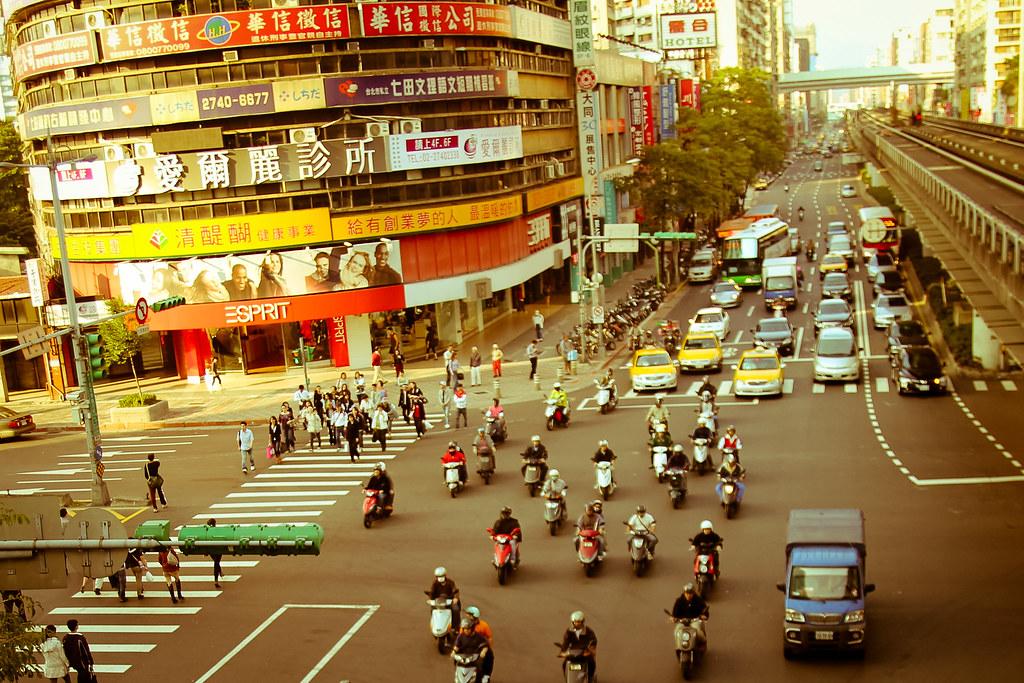 Crossroads, Taipei