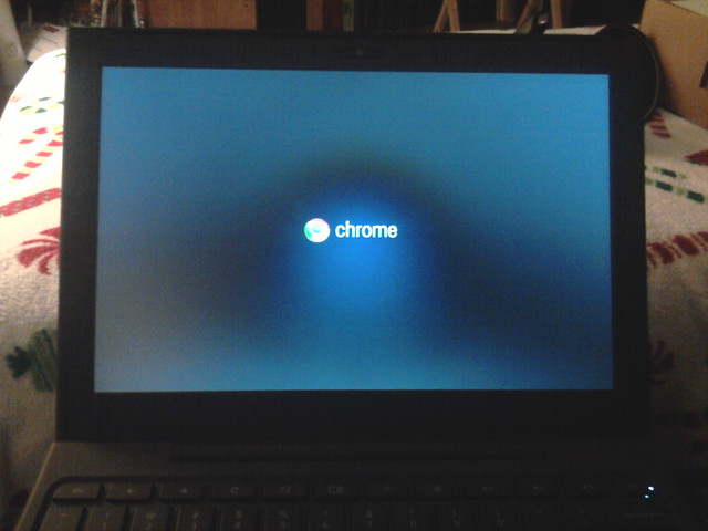 Oh, @Google, you DO love me!! #ChromeOS
