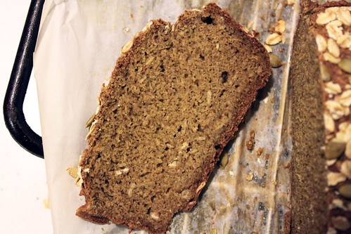 Oatmeal PumpkinSeed Bread...you can't go wrong!