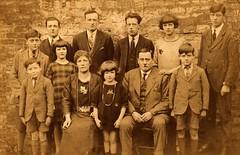 Freear Family 1920